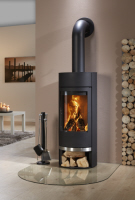 kaminofen filou xl feuer flamme kaminoefen. Black Bedroom Furniture Sets. Home Design Ideas