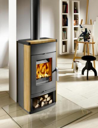 kaminofen montegrotto haas sohn kaminoefen. Black Bedroom Furniture Sets. Home Design Ideas