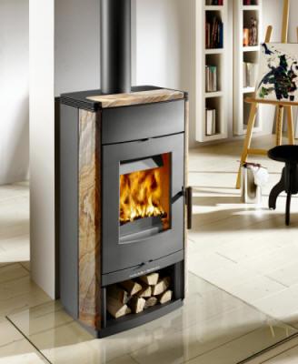 kaminofen molde rainbow haas feuer flamme kaminoefen. Black Bedroom Furniture Sets. Home Design Ideas