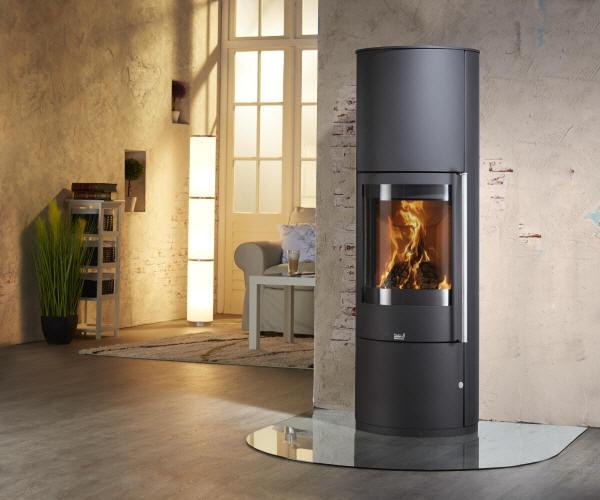 kaminofen cito von feuer und flamme. Black Bedroom Furniture Sets. Home Design Ideas