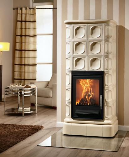 kaminofen serena feuer flamme kaminoefen. Black Bedroom Furniture Sets. Home Design Ideas