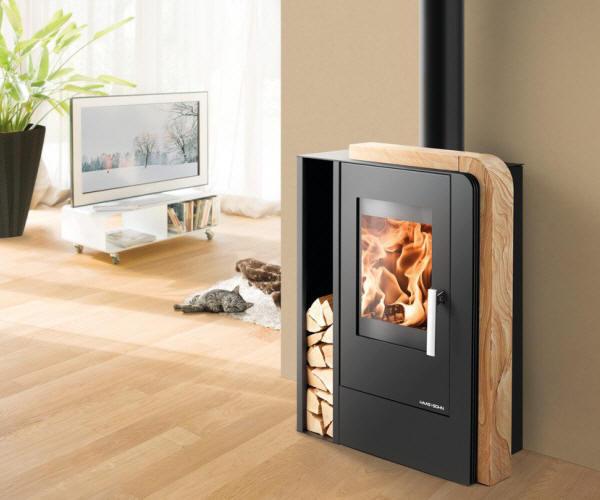 kaminofen haas sohn aruba von feuer und flamme. Black Bedroom Furniture Sets. Home Design Ideas