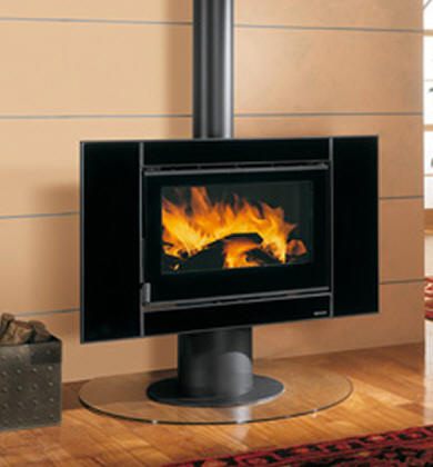kaminofen carillon 16 9 crystal nordica kaminoefen. Black Bedroom Furniture Sets. Home Design Ideas
