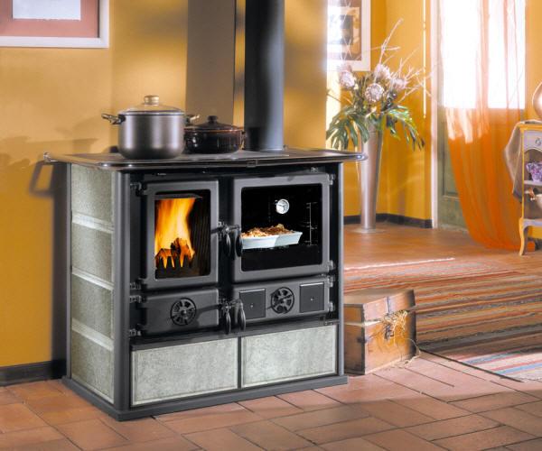 Küchenofen Xxl : Kaminöfen von feuer und flamme