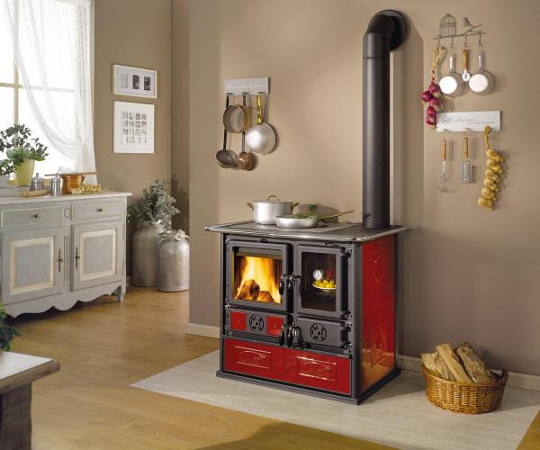 kuechenhexe la nordica rosa reverse von feuer und flamm. Black Bedroom Furniture Sets. Home Design Ideas