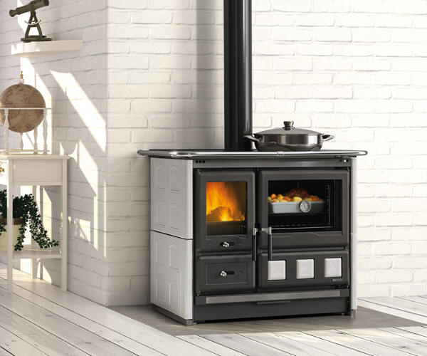 Küchenofen Xxl : Kuechenhexe la nordica rosa xxl von feuer und flamm