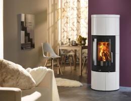 kaminofen tao kachel von feuer und flamme. Black Bedroom Furniture Sets. Home Design Ideas