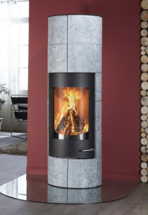 kaminofen sol speckstein feuer flamme kaminoefen. Black Bedroom Furniture Sets. Home Design Ideas