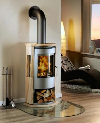 kaminofen arena sandstein kolor emajl kaminoefen. Black Bedroom Furniture Sets. Home Design Ideas
