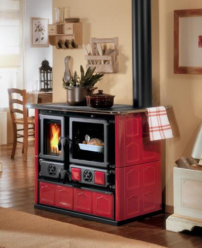kaminofen rosa majolika nordica kaminoefen. Black Bedroom Furniture Sets. Home Design Ideas