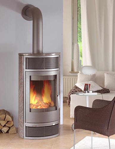 kaminofen polar aqua granit oranier kaminoefen. Black Bedroom Furniture Sets. Home Design Ideas