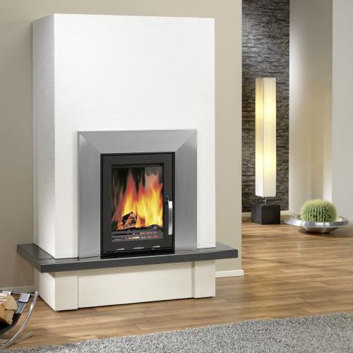 kaminbausatz oranier puris von feuer flamme. Black Bedroom Furniture Sets. Home Design Ideas