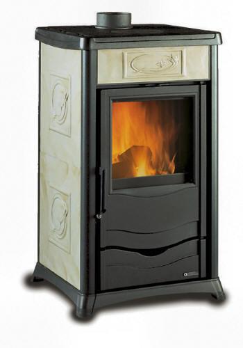 kaminofen termorossella plus perg nordica kaminoefen. Black Bedroom Furniture Sets. Home Design Ideas