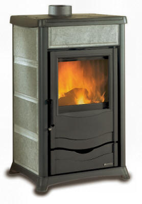 kaminofen termorossella plus nordica kaminoefen. Black Bedroom Furniture Sets. Home Design Ideas